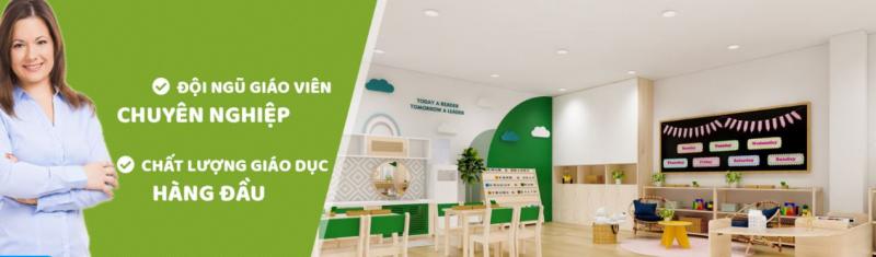 Hệ thống mầm non SLC song ngữ Montessori - Đà Nẵng