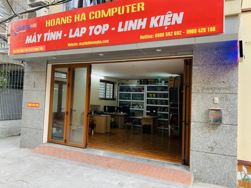 Hoàng Hà Computer