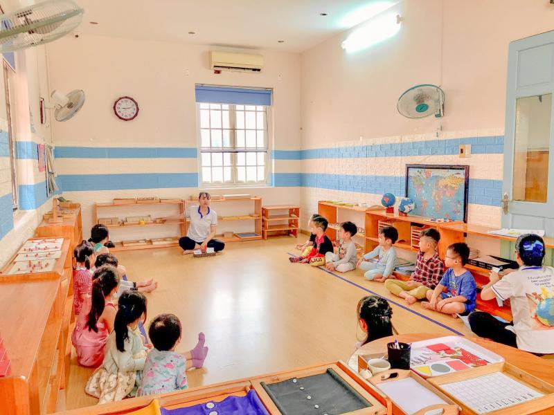 KIDS HOUSE Montessori Danang
