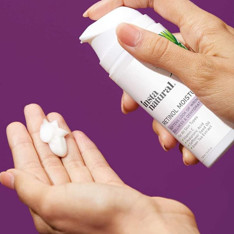 Kem chống lão hóa InstaNatural Retinol Moisturizer Anti Aging Cream
