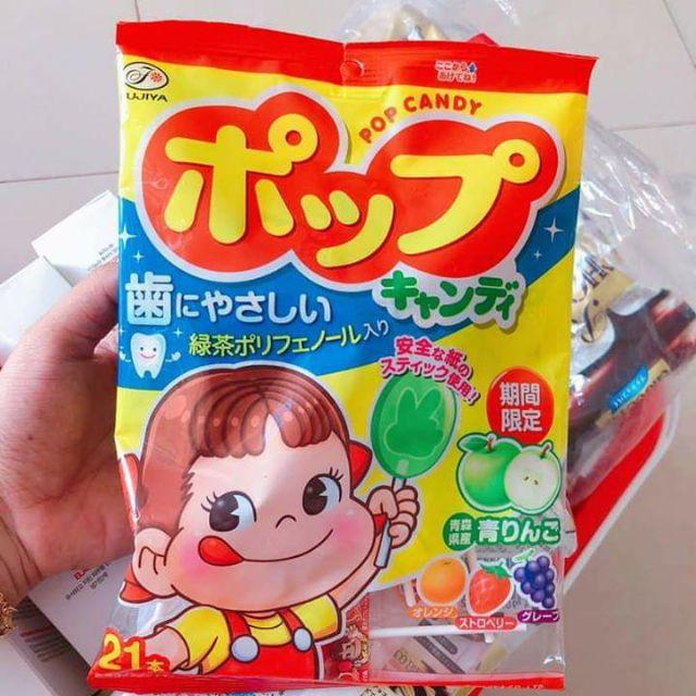 Kẹo Mút Chống Sâu Răng Pop Candy