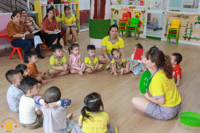 Mầm non Mẹ Yêu - Motherhood Kindergarten Saigon