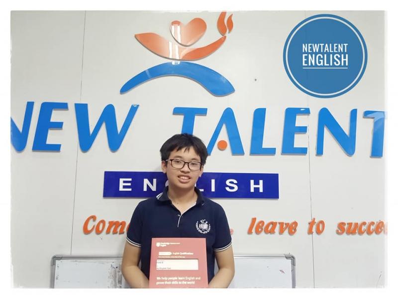 New Talent English