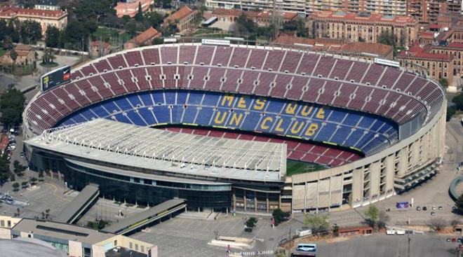 Nou Camp (Tây Ban Nha)
