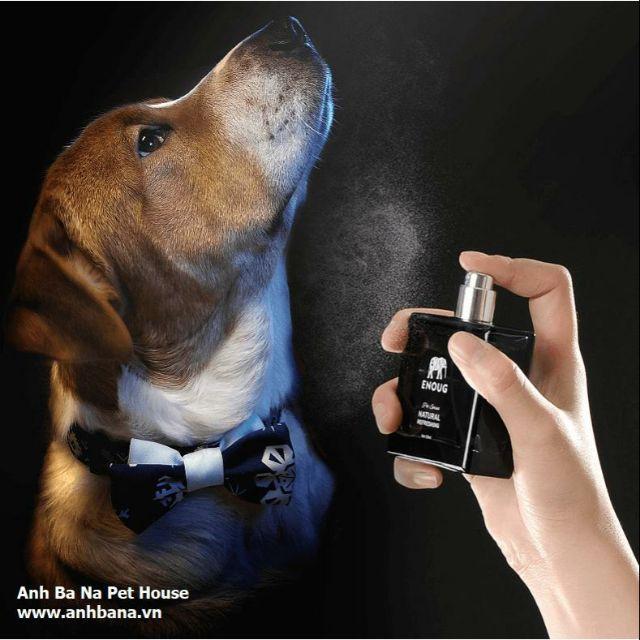 Nước hoa Enoug cho chó mèo, thú cưng