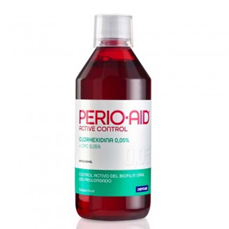 Nước súc miệng Perio-Aid Active Control