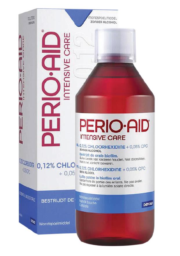Nước súc miệng sát khuẩn Perio-Aid Intensive Care
