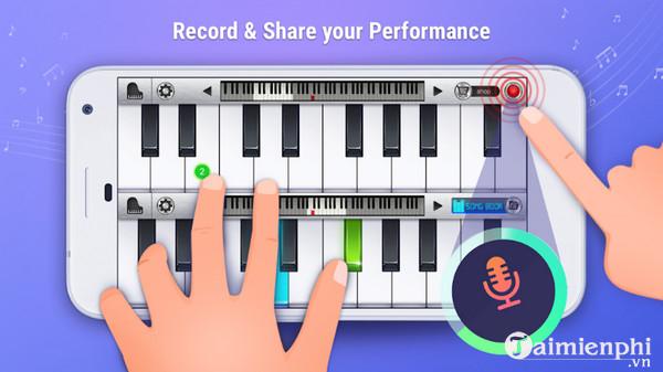 Phần mềm Pianist HD