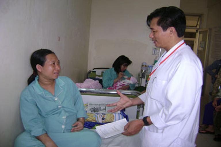 Phòng khám Sản phụ khoa và Siêu âm – Bác sĩ Hồ Xuân Lãng