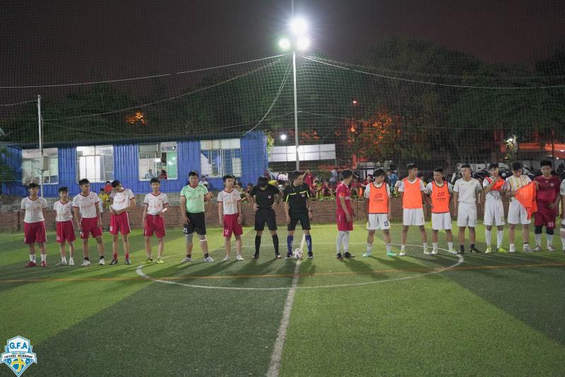 Sân Bóng Globalinks Đà Nẵng