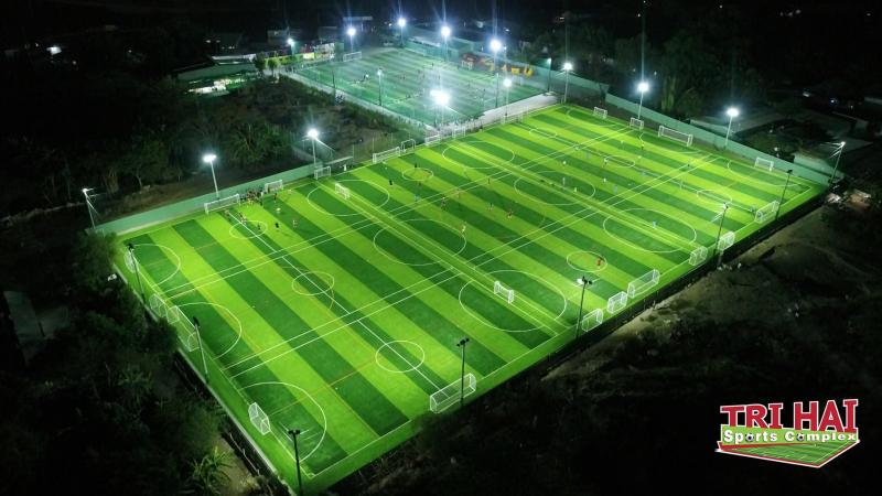 Sân bóng Trí Hải - Khu Thể Thao An Phú