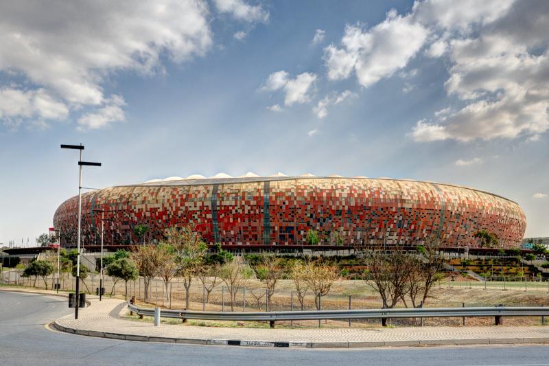 Sân vận động Soccer City (Johannesburg, Nam Phi)