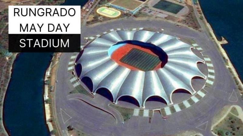 Sân vận động mùng 1 tháng 5 Rungrado