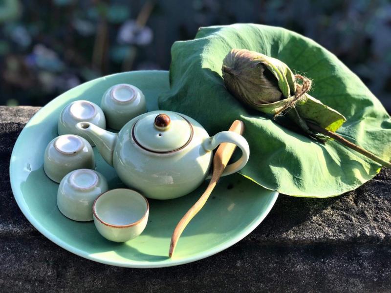 Sen trà tự nhiên Ba Tre