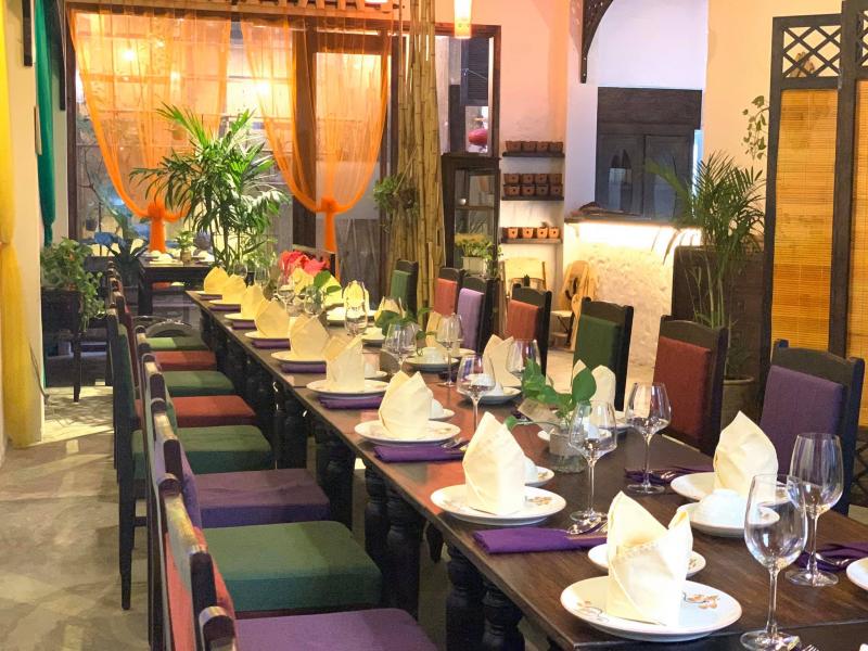 Shamballa Vegetarian, Restaurant & Tea House