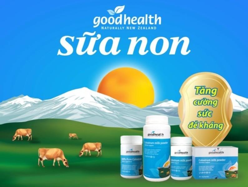 Sữa non Goodhealth 79% Colostrum