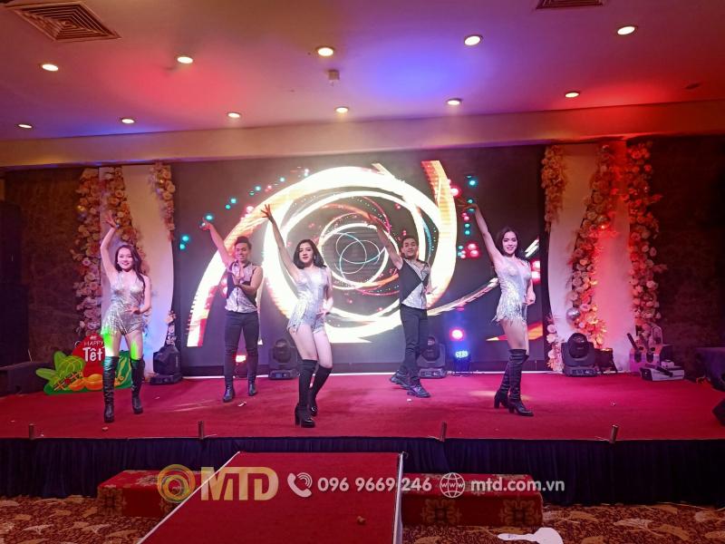 Tổ chức sự kiện MTD