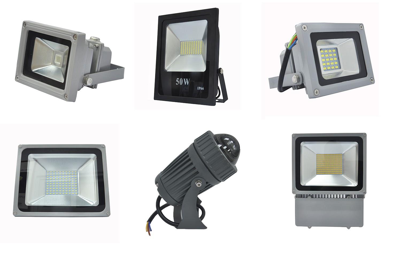Các mẫu đèn pha LED chiếu cây phổ biến