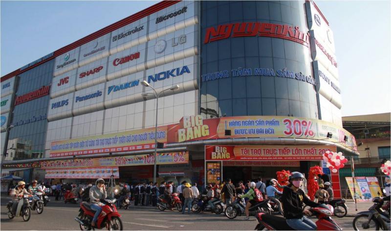 Trung tâm mua sắm Nguyễn Kim