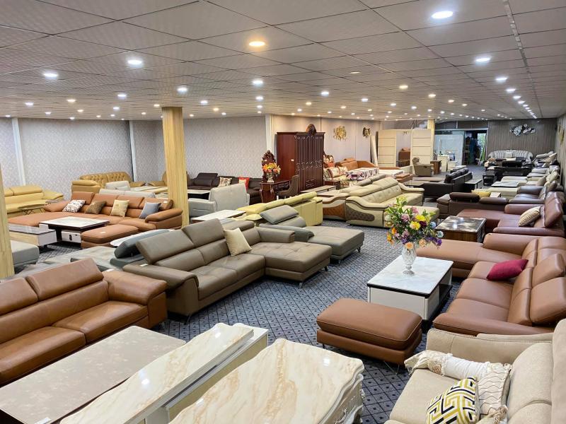 Trung tâm nội thất HD