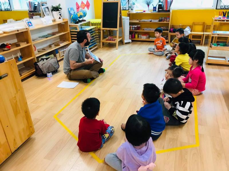 Trường Mầm non Song ngữ Montessori Le Macaron