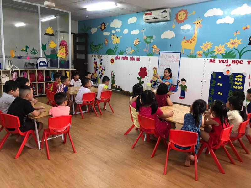 Trường Mầm non Tinh Tú - Dương Quảng Hàm