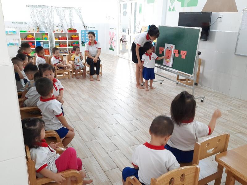 Trường mầm non Fuji School - Quận Gò Vấp