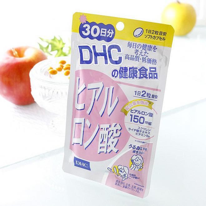 Viên uống cấp nước DHC HYALURONIC ACID 20 DAYS