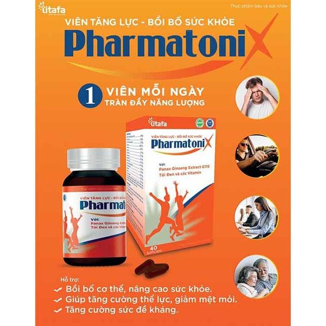 Viên uống tăng sức đề kháng Pharmatoni