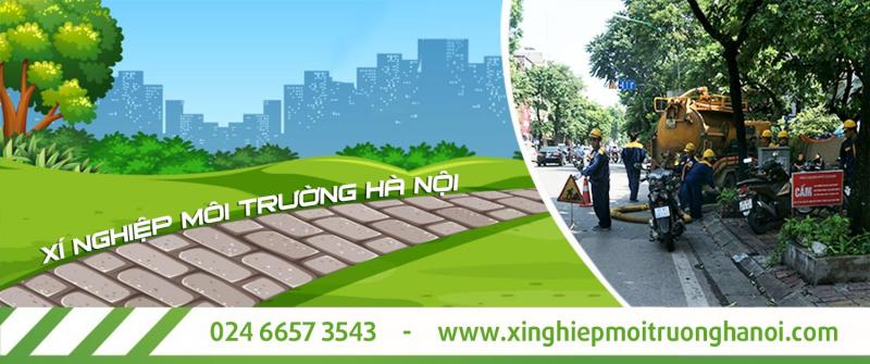 Xí nghiệp môi trường Hà Nội