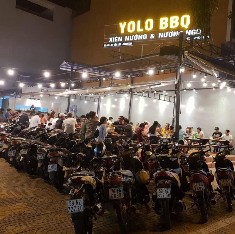 YOLO BBQ