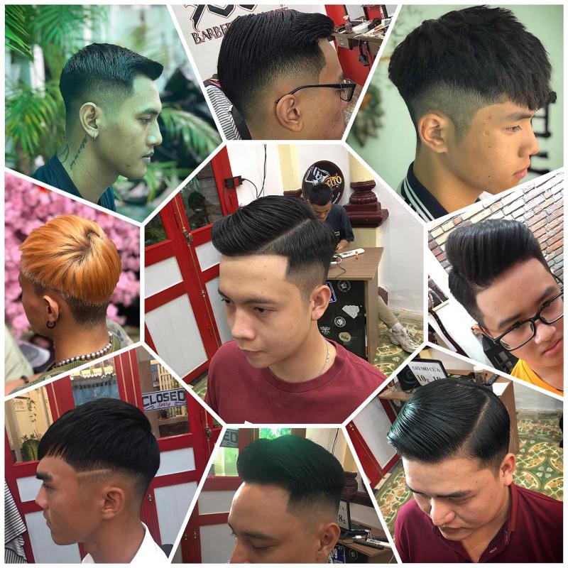 1991's Barber shop