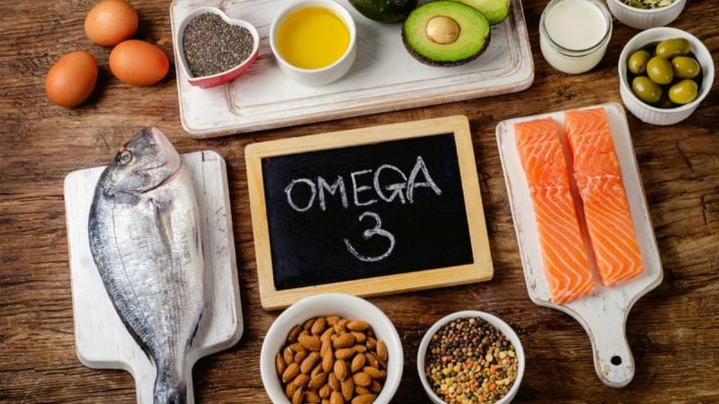 Ăn thực phẩm giàu omega 3