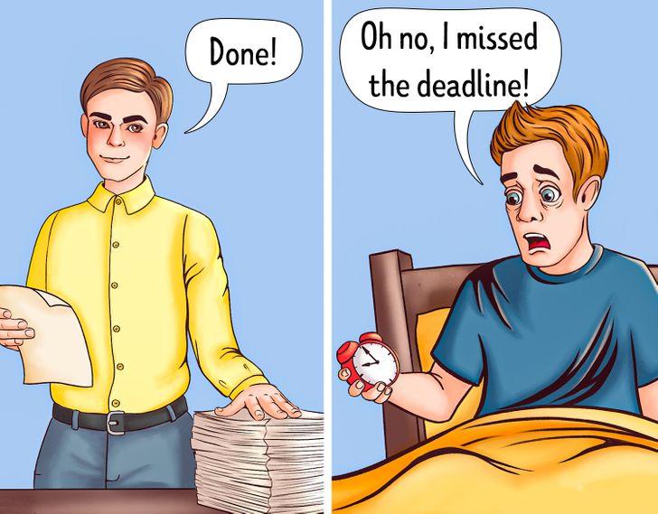 Ảnh hưởng năng suất làm việc