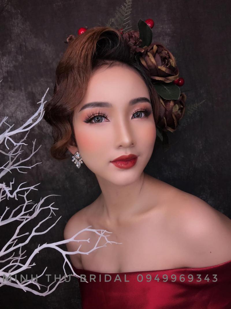 Áo cưới Minh Thư