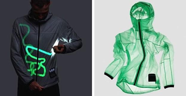 Áo khoác tích điện bằng năng lượng mặt trời giúp bạn giữ ấm áp cơ thể mà lại an toàn