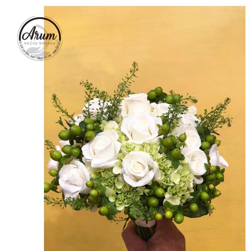 Arum flower