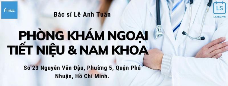 Bác sỹ Lê Anh Tuấn