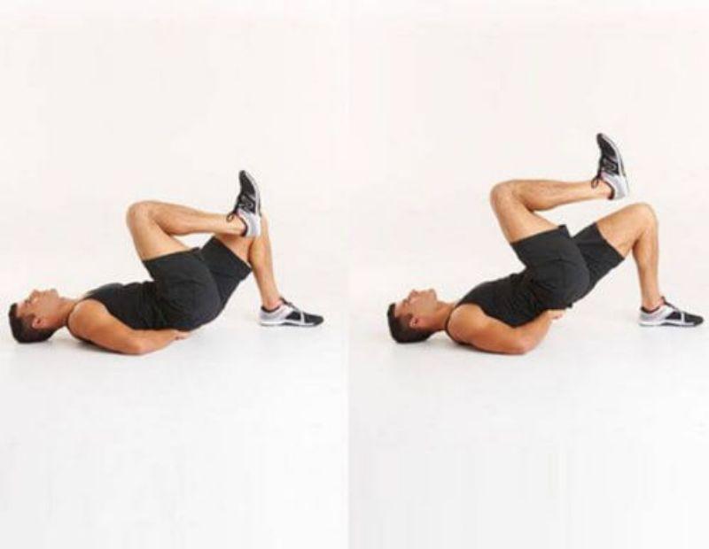 Bài tập cho hông, cẳng chân và bắp chân