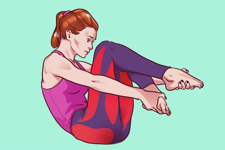 Bài tập cho hông và bắp đùi
