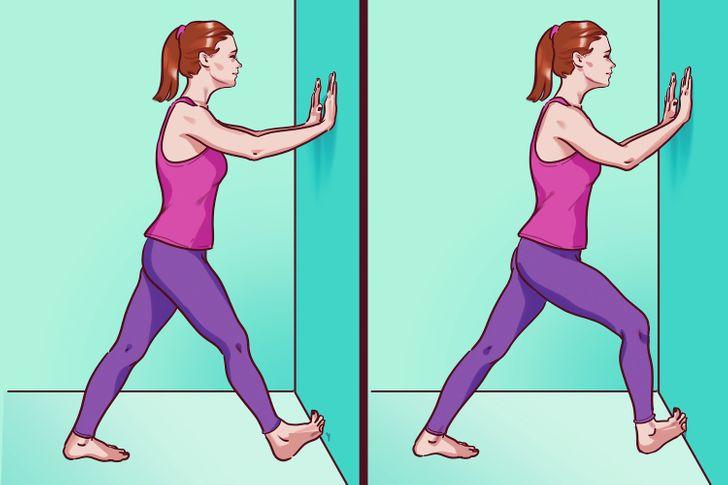 Bài tập cho mông và hông
