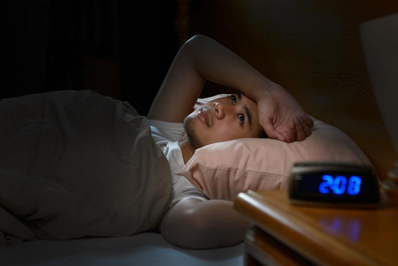 Bạn bị mất ngủ hay ngủ không đủ giấc