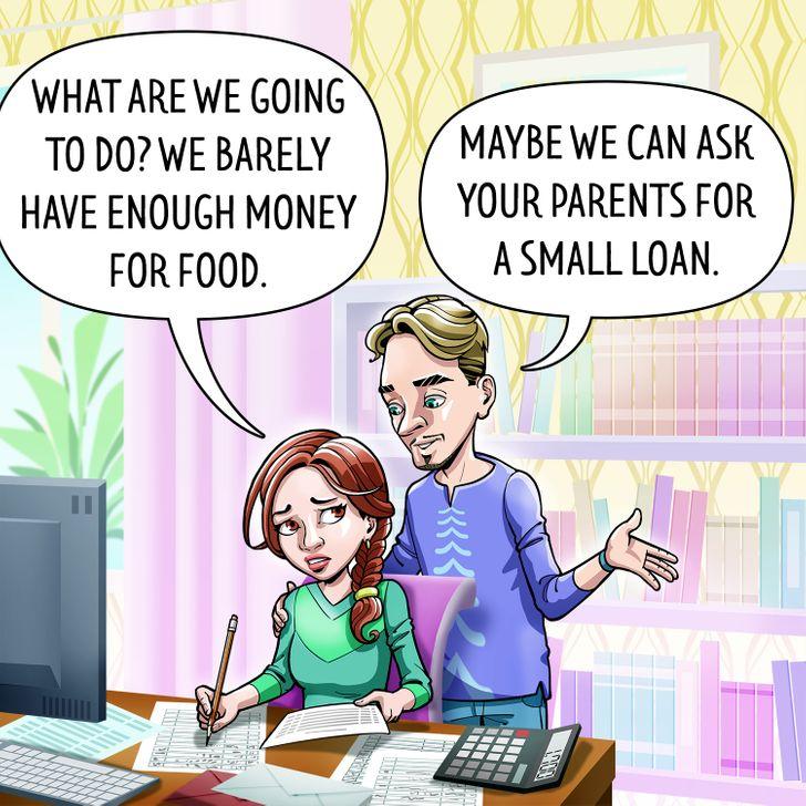 Bạn lo lắng nhiều về tiền bạc