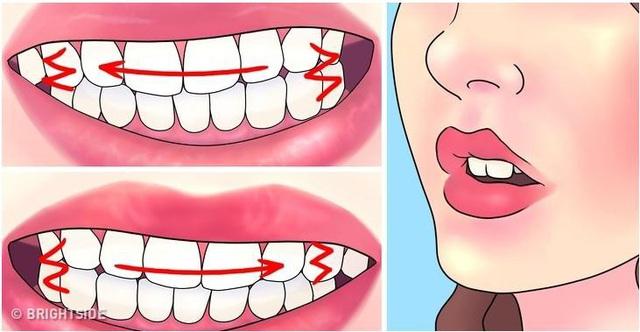 Bạn nghiến răng