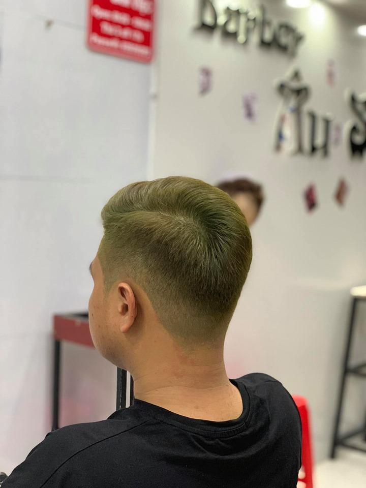 Barber Âu Sky