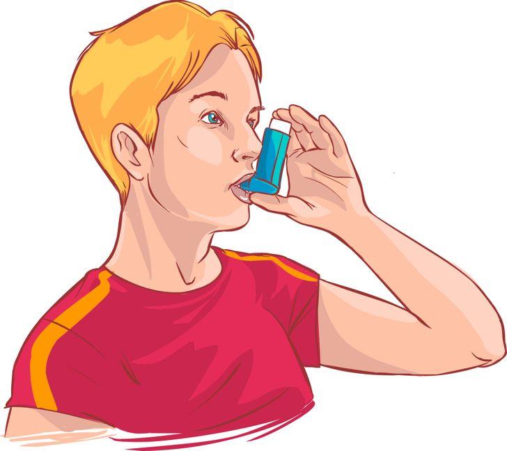 Bệnh hen suyễn dị ứng