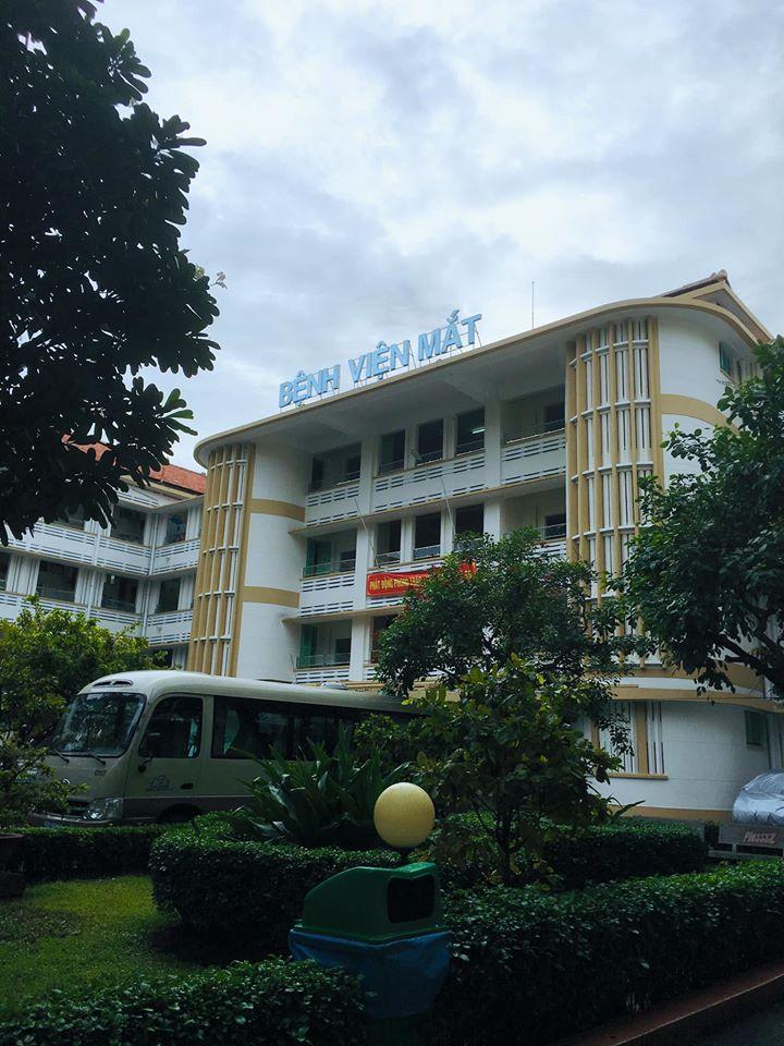Bệnh viện Mắt Hồ Chí Minh