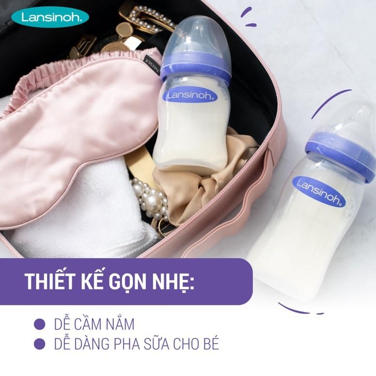 Bình sữa Lansinoh