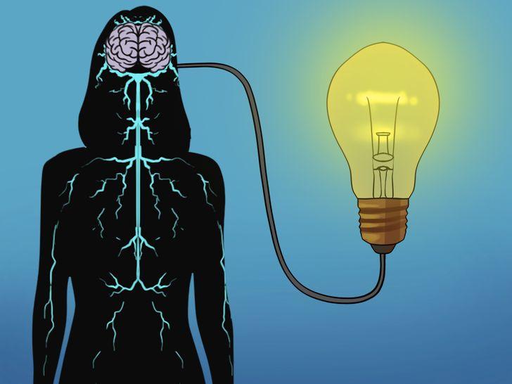 Bộ não của bạn sản xuất đủ điện để thắp sáng một bóng đèn nhỏ
