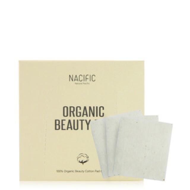 Bông tẩy trang hữu cơ Nacific Organic Beauty Pads